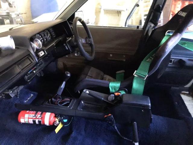 INTERIOR KE70 COROLLA 4-DOOR