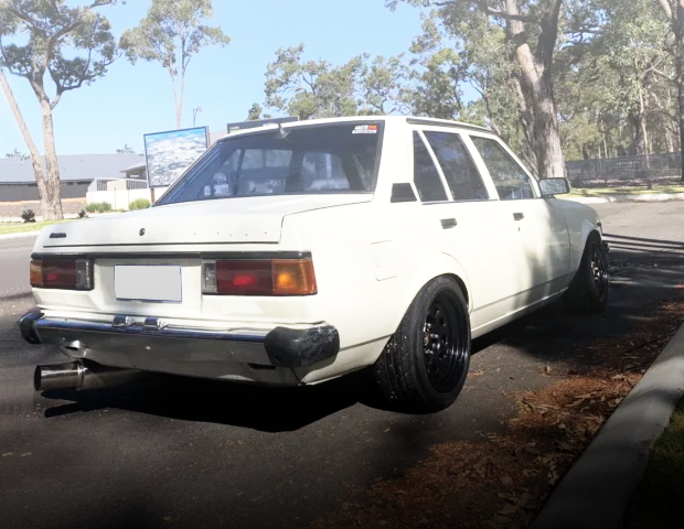 REAR EXTERIOR KE70 COROLLA 4-DOOR