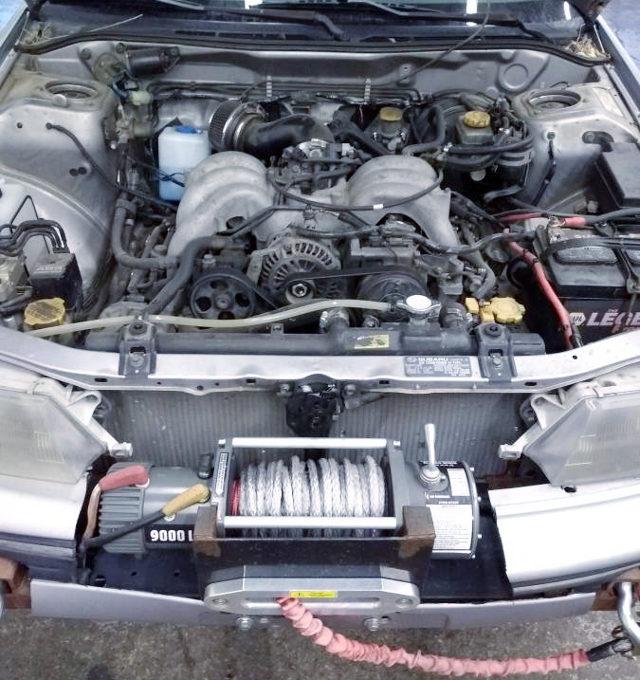 EZ30 BOXER ENGINE