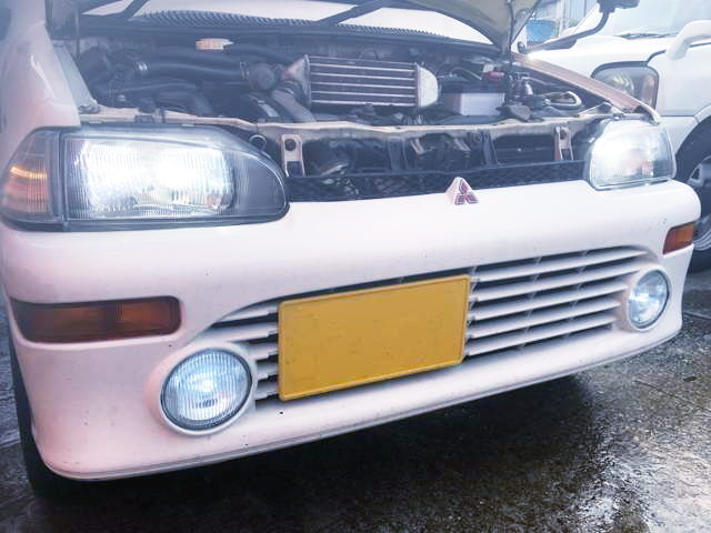 FRONT BUMPER FOR MINICA