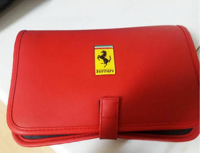 FERRARI HAND BAG