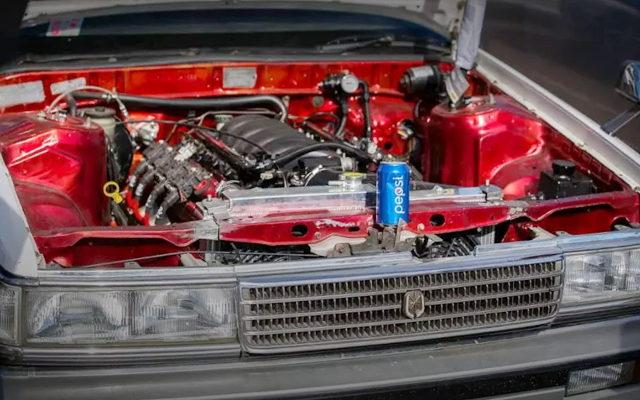 L98 6000cc V8 ENGINE