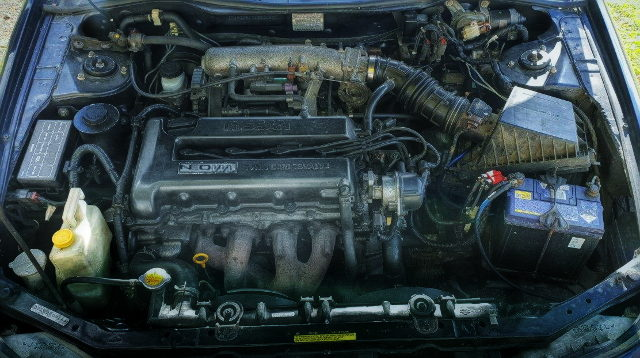 NEO VVL SR20VE 2000cc ENGINE