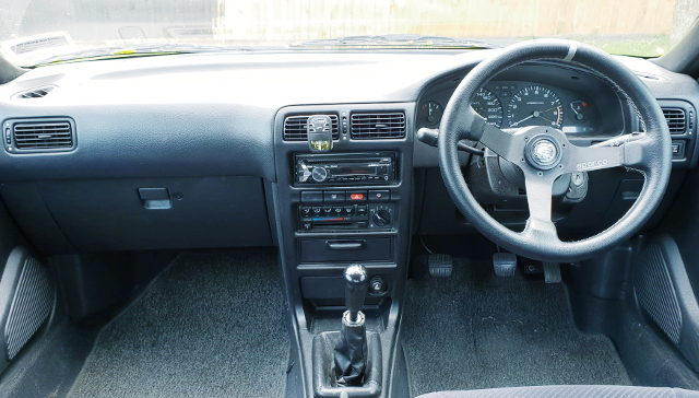 INTERIOR DASHBOARD NX COUPE