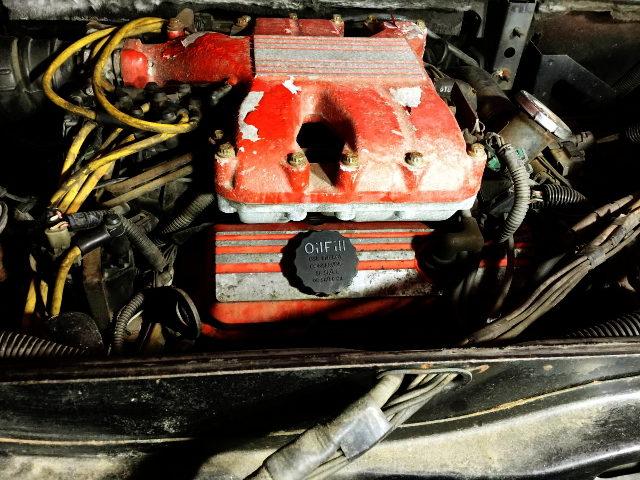 2800cc V6 ENGINE
