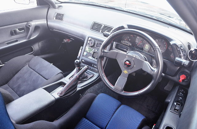 INTERIOR DASHBOARD