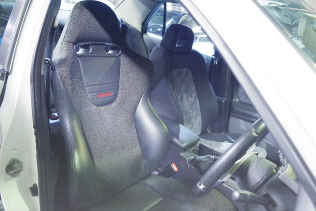 RECARO SEAT FOR DRIVER