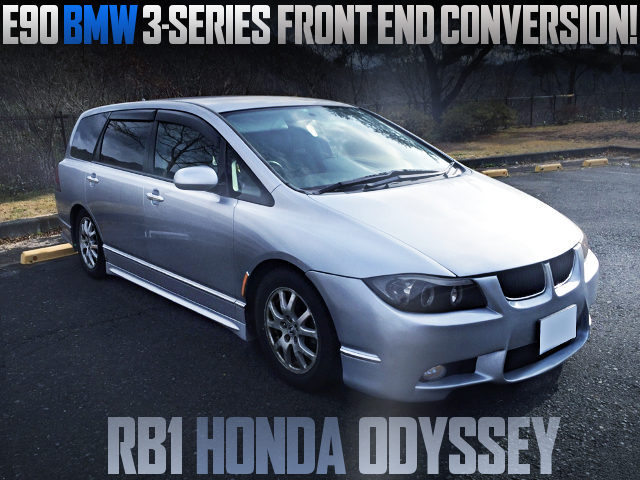 E90 BMW 3-SERIES FRONT END RB1 ODYSSEY