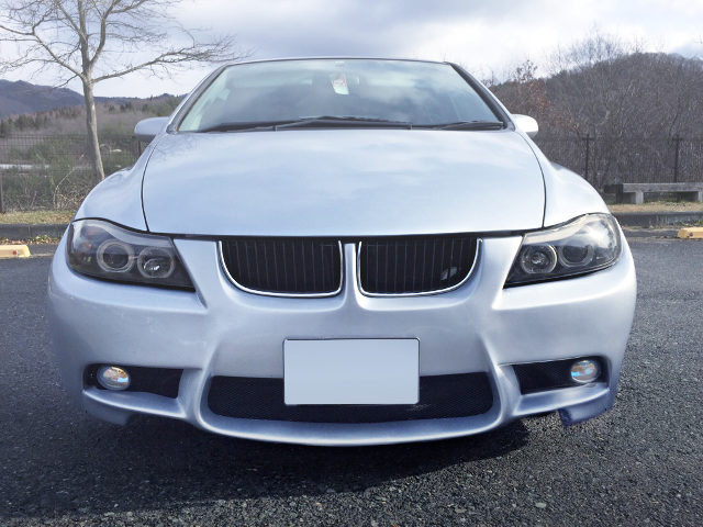 E90 BMW 3-SERIES FRONT FACE