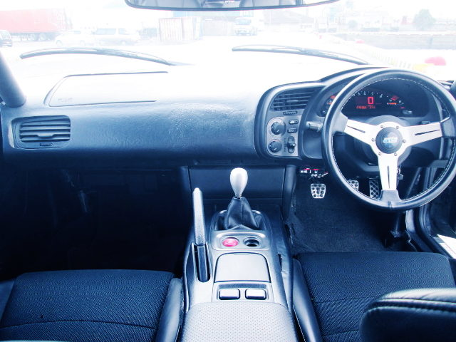 S2000 DASHBOARD CONVERSION