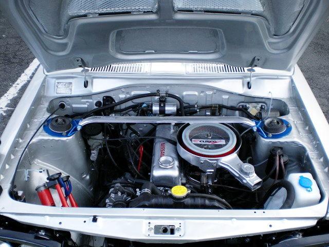 A120 1200cc OHC ENGINE