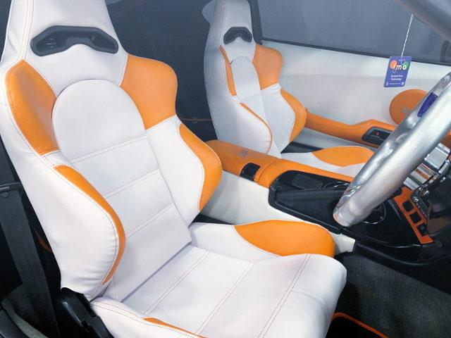 JZA80 SUPRA CUSTOM SEATS