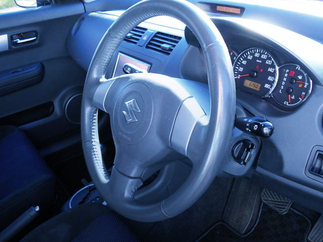 SUZUKI SWIFT STEERING
