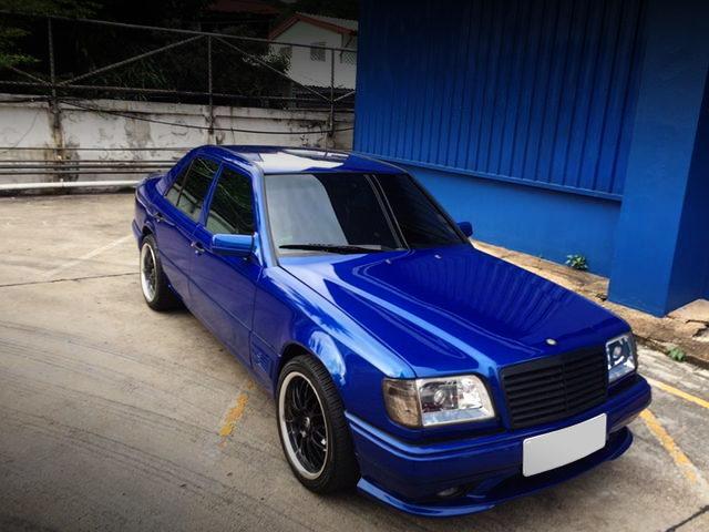 FRONT FACE W124 BENZ E-CLASS