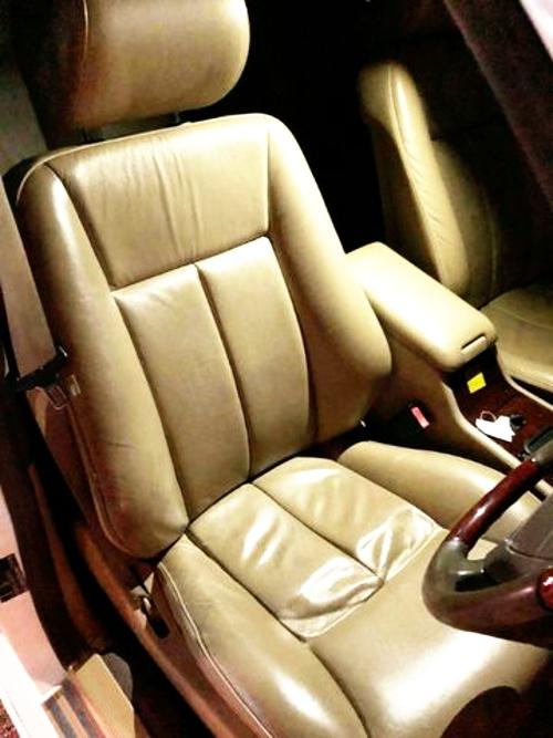 W210 BENZ SEATS