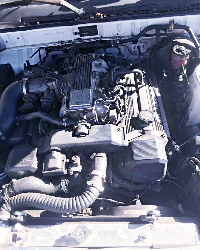 1UZ 4000cc V8 ENGINE NON-VVTi
