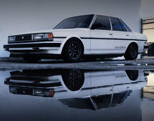 WATER MIRROR PHOTO CAR