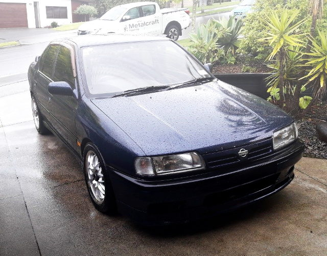 FRONT FACE FOR P10 NISSAN PRIMERA