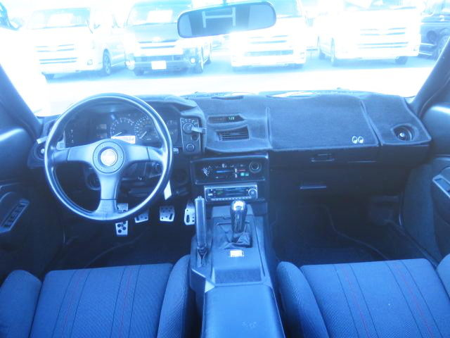 LEFT HAND DRIVE INTERIOR FROM 1ST GEN MR2