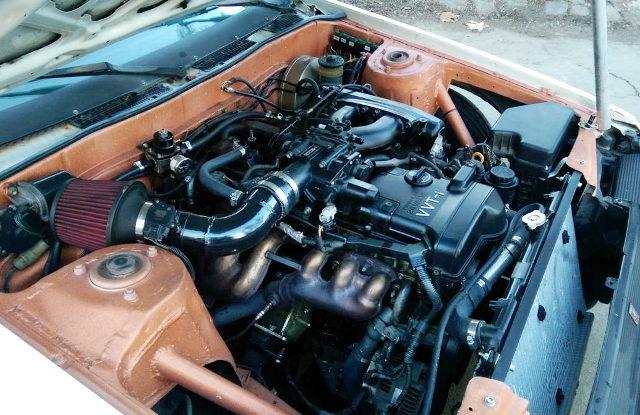 2JZ-GE 3000cc ENGINE