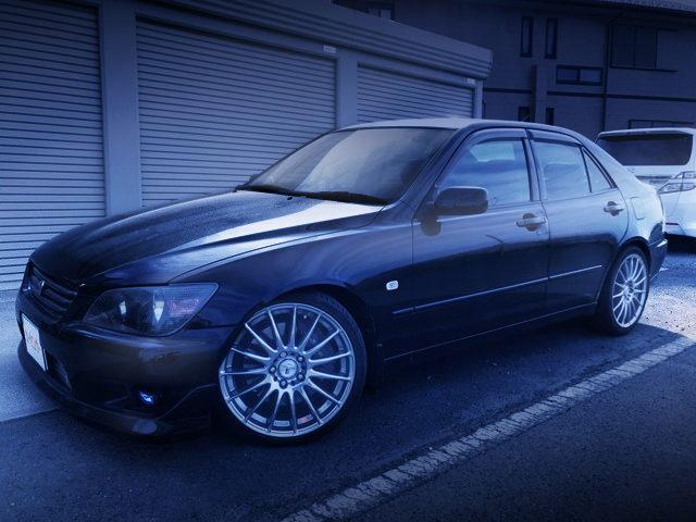 FRONT EXTERIOR SXE10 ALTEZZA RS200