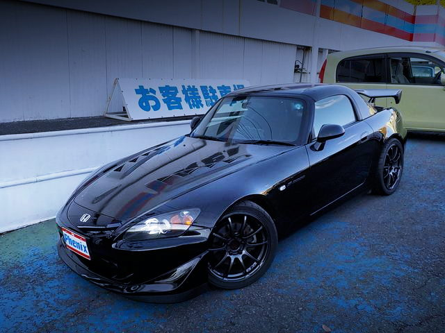 FRONT EXTERIOR AP2 S2000 TYPE-S