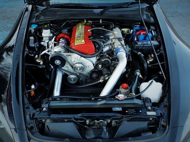 F22C VTEC SUPERCHARGER ENGINE