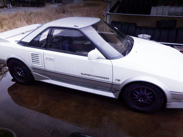 SIDE DOOR AW11 MR2