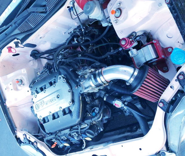 AIR INTAKE ON J32A V6 VTEC
