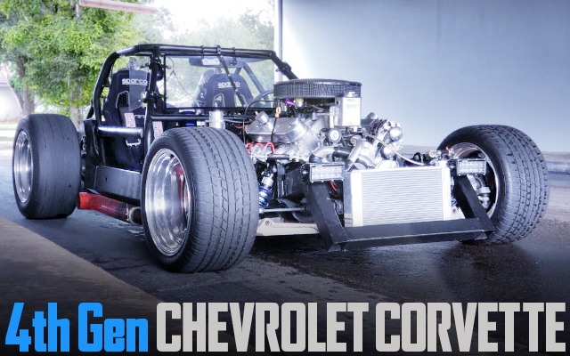 KART CUSTOM OF 4TH GEN CORVETTE Z51