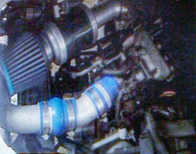 AIR INTAKE ON K6A TURBO