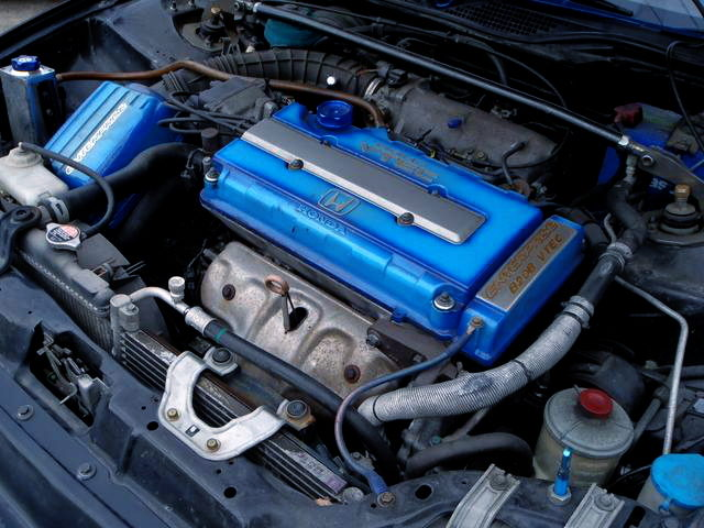 B20B VTEC ENGINE