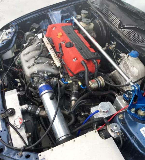 K24A iVTEC ENGINE