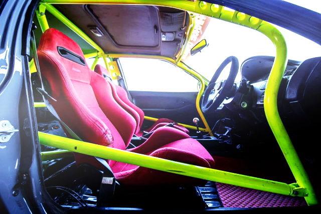 RECARO SR3 SEATS