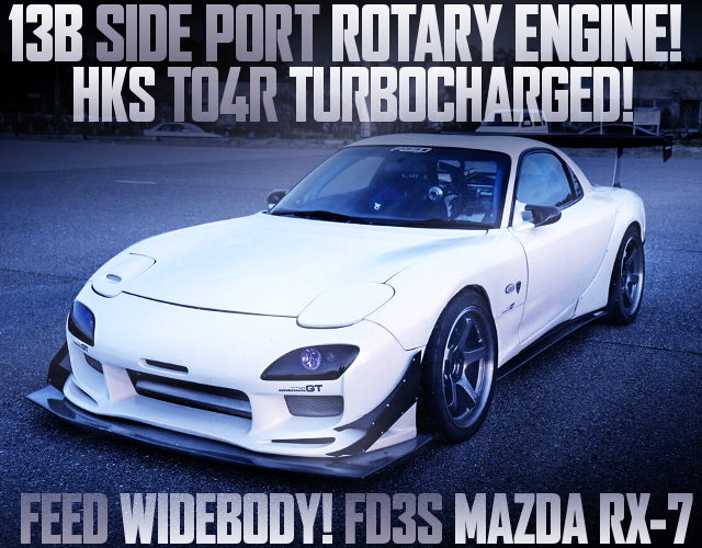 FD3S RX-7 FEED WIDEBODY