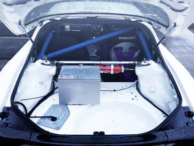 REAR TRUNK ROOM FOR FD3S RX7