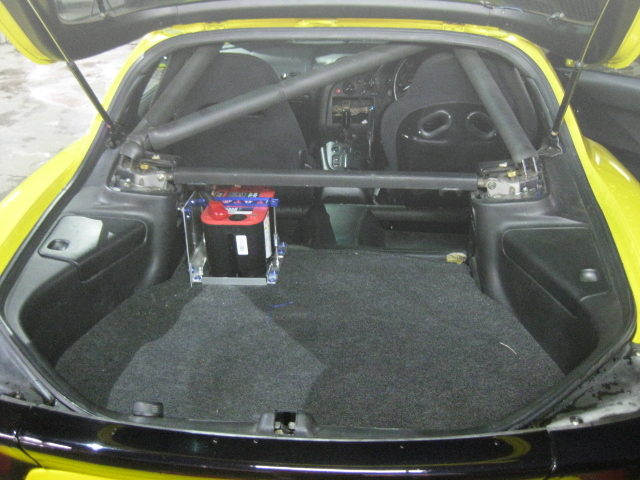 ROLLBAR AND BATTERY