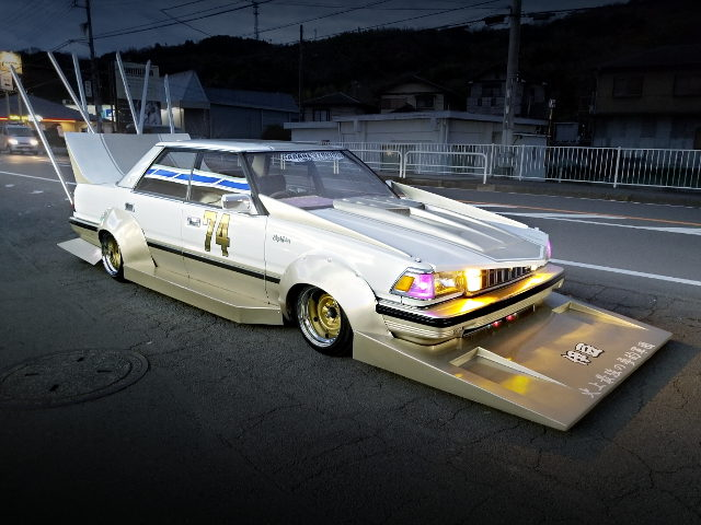 FRONT EXTERIOR KAIDO RACER GS121 CROWN