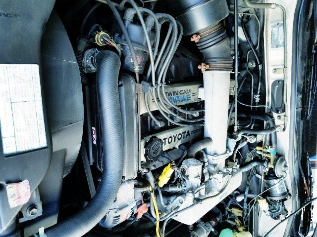 1G TWINCAM 24 ENGINE