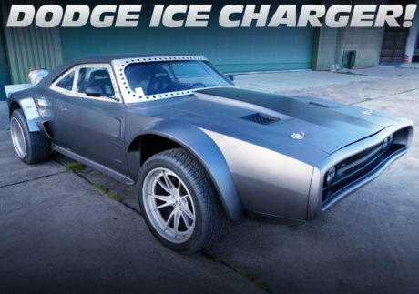 DODGE ICE CHARGER MOVIE CAR SALE