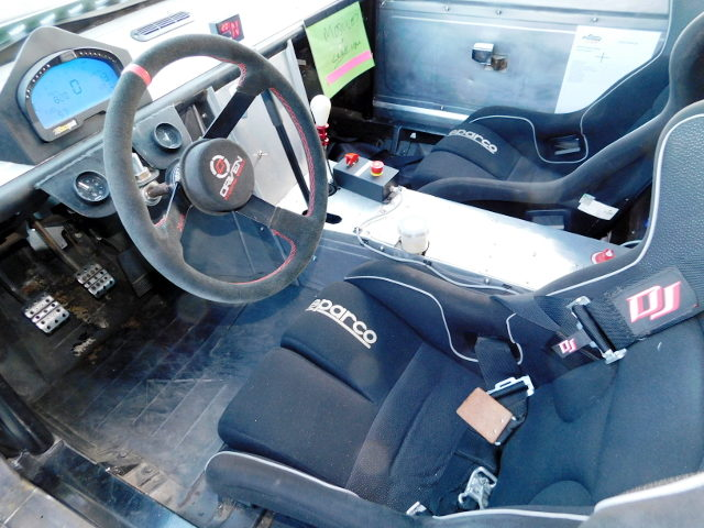 INTERIOR ICE CHARGER