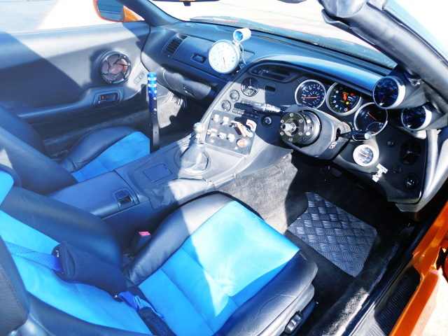 FAST FURIOUS REPLICA INTERIOR
