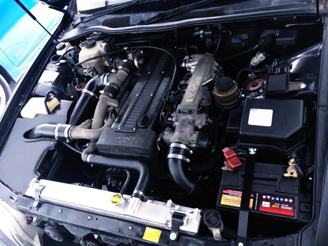 NON-VVTi 1JZ TWINTURBO ENGINE