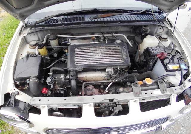 JB TURBO ENGINE