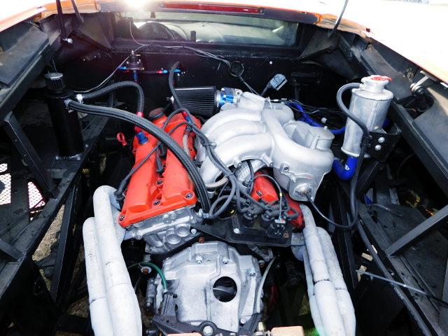 JAGUAR V6 ENGINE