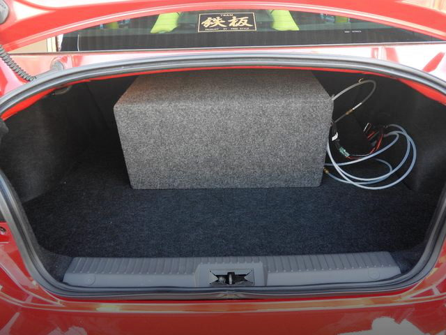 TRUNK ROOM FOR TOYOTA 86GT