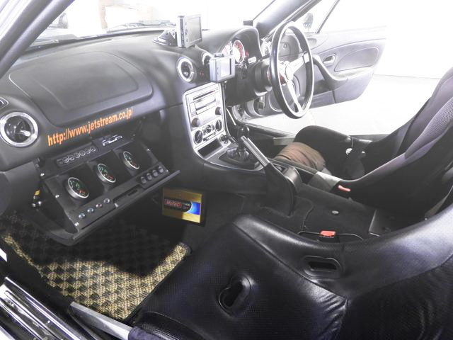 INTERIOR NB6C KAI ROADSTER COUPE
