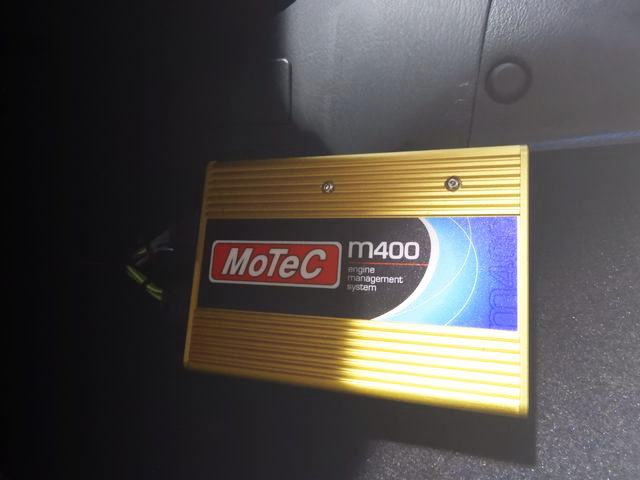 MOTEC M400 MANAGEMENT