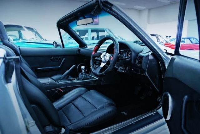 INTERIOR 2nd Gen MIATA MX5