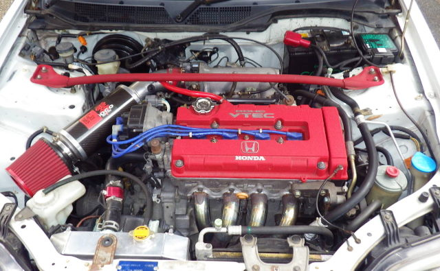 B16B 1600cc VTEC ENGINE
